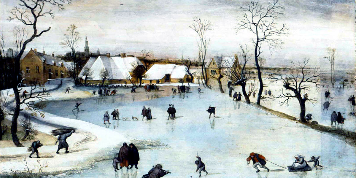 Winter. Jacob Grimmer
