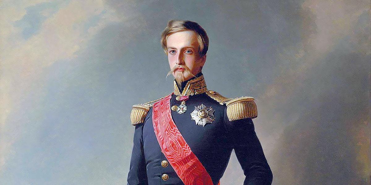 Henri d'Orléans, Duc D'Aumale. Franz Xaver Winterhalter