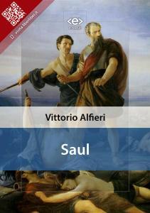 """""""Saul"""" di Vittorio Alfieri"""