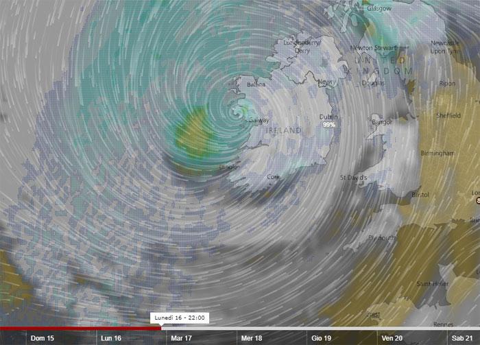 previsione-uragano-ophelia