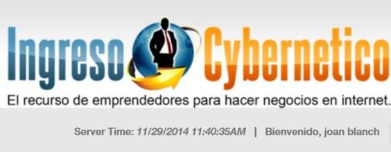 ingreso cybernetico la plataforma de herramientas de marketing online