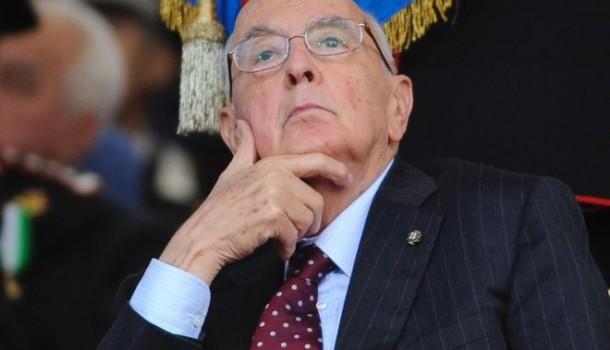 Presidente Napolitano, perché non dai l'esempio?