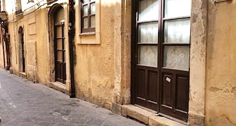 Siracusa. Casa Monteforte, la politica tradisce la benefattrice - Libertà  Sicilia
