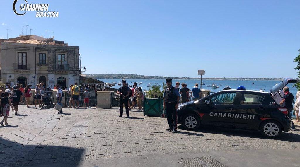 Siracusa. Ladro seriale arrestato dai Carabinieri di Ortigia, depredava gli  zaini dei turisti in spiaggia - Libertà Sicilia