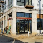 New Penn Herb Company store is taking shape