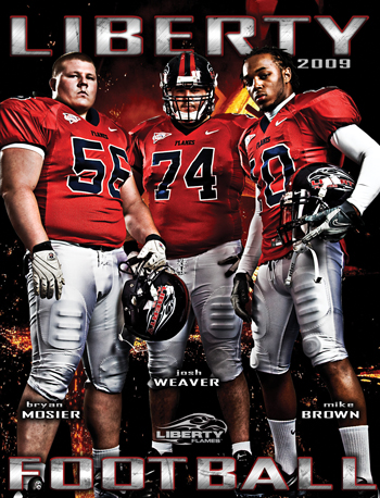 Football - 2009 Media Guide | Liberty Flames