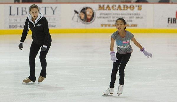 Figure Skating | Team Page | Club Sports | Liberty University