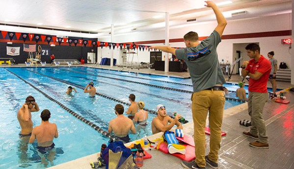 Men's Swimming & Diving | Team Page | Club Sports ...