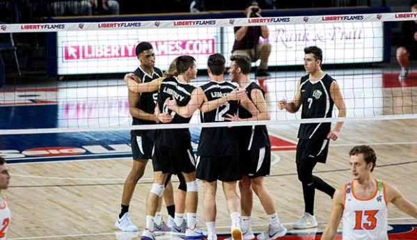 Men's Volleyball | Team Page | Club Sports | Liberty ...