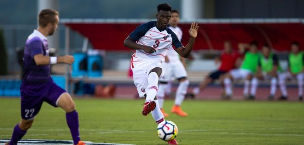 Men's Soccer Adds Match at American | Liberty Flames