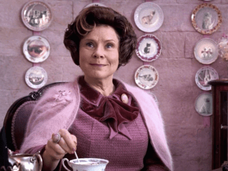 Dolores Umbridge Warner Brothers Entertainment