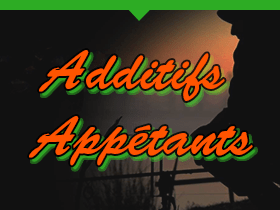 Additifs Appétants