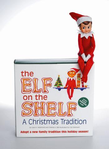 Elf On The Shelf A Christmas Tradition Liberty Bay Books