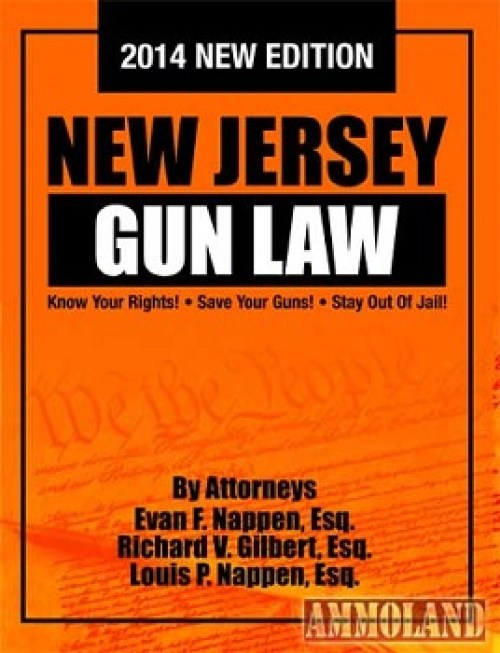 New Jersey Gun Law Book