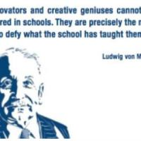 Von Mises on School