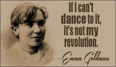 Emma Goldman on Revolution