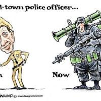 Barney Fife Then and Now