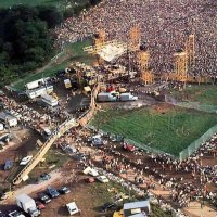 Woodstock Birds Eye View
