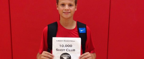 Noah Braile Joins 10,000 Shot Club