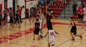 Liberty Starts Fast in District Opener