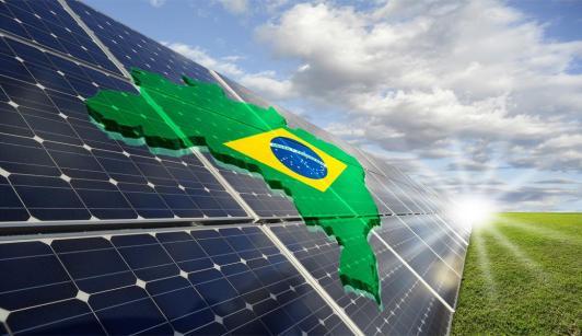 energia solar no brasil