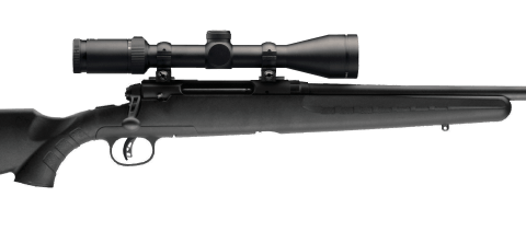 New Savage Axis II XP Combo, 25-06: $399