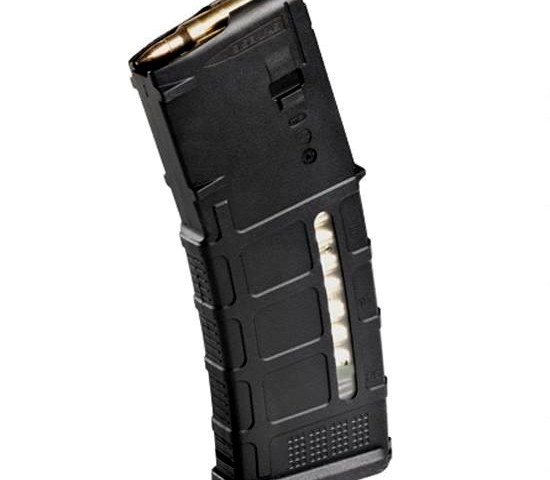 Magpul PMAG Gen-3, .223/5.56, 30 Rounds, Window