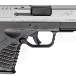 New Springfield XDS Two-Tone, .45 ACP, 4″, 5/6 Rounds: $389