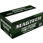 Magtech First Defense Tactical, 5.56 NATO, 62 Grain, Full Metal Jacket, 50 Round Box: $24