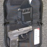 Smith & Wesson Bodyguard, .380 ACP, 6 Rounds, 2 Magazines, Fiber Optic Sights, Extras: $299