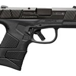 New Mossberg MC1, 9mm, 3.4″ Barrel, 2 Magazines – 6 Round & 7 Round, External Safety, 3 Dot Sights: $339 Coming Soon
