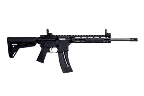 S&W M&P 15 Safety Alert