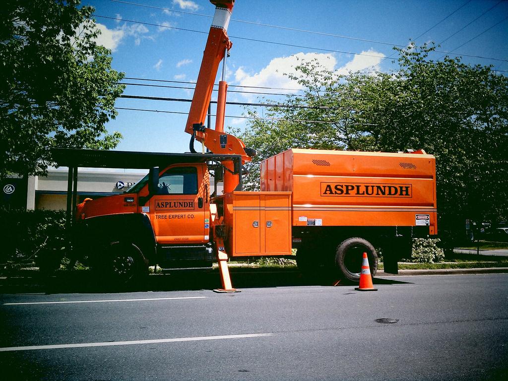 Asplundh photo