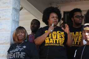 Black Lives Matter Activist Demands White People: 'Give Up the Home You Own'