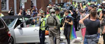 Charlottesville Police Called Off When Violence Began