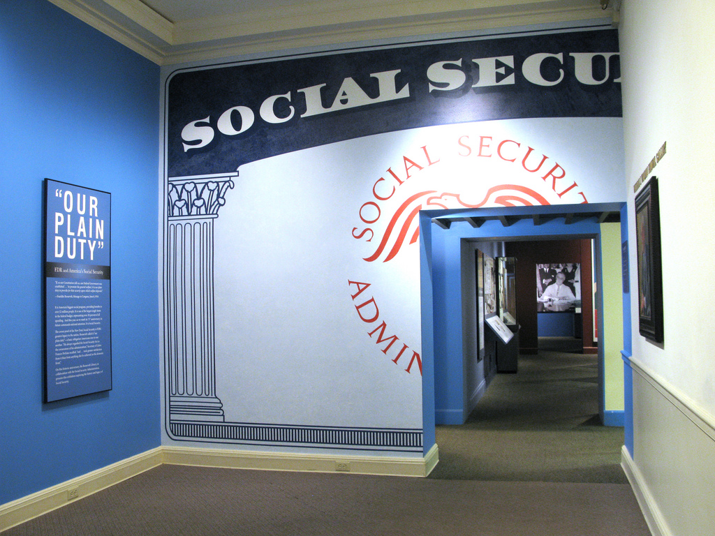 Social Security photo