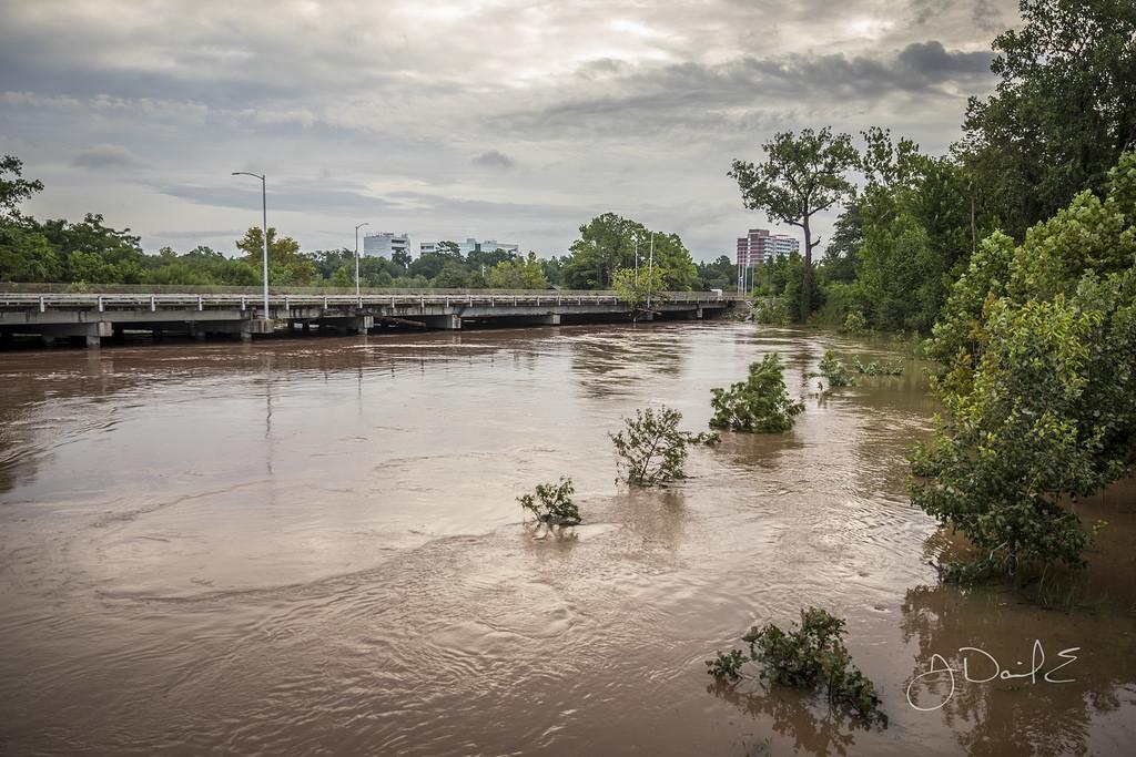 Hurricane Harvey Houston photo