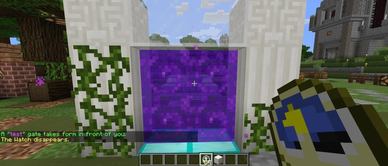 minecraft ps4 end portal frame