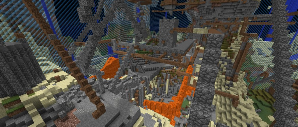 Dominant Social Orders and Extreme Scarcity in 2b2t