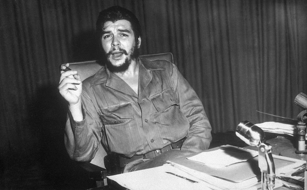 The Progressives' Love Affair With Che Guevara