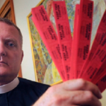 Priest Wins Gun Raffle, Does The Unexpected!