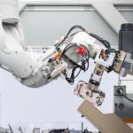 Robot Has Voracious Appetite For Smart Phones