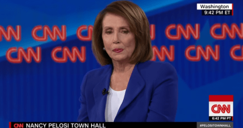 Pinocchios for Pelosi After Perpetuating Gun Control Prevarication