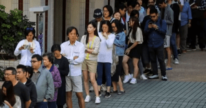 Record Voter Turnout In Hong Kong Repels Militant Socialism At Least For The Time Being