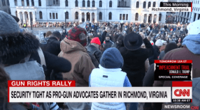 Thousands Attend Peaceful VA Rally Despite Northam's Hysteria