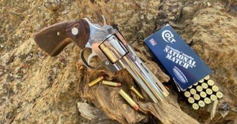 Legend Reborn: Colt Resurrects Classic Python Revolver