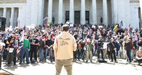 WA Activists Planning Rights Rally at Capitol Jan. 17