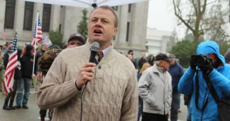 Anti-Tax Crusader Eyman to Run for WA Governor as Republican