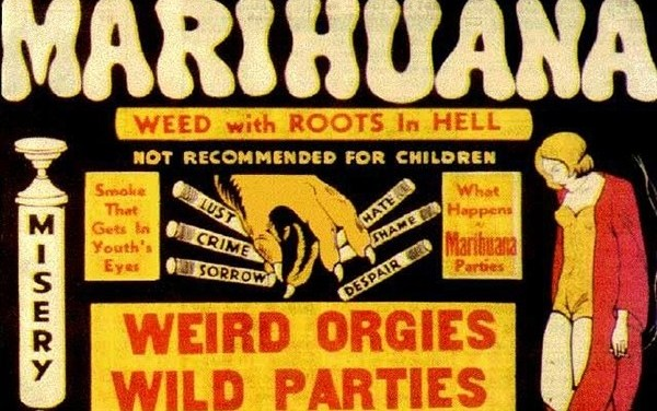 Reefer Madness, hanging on by a thread