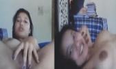 Ang babaeng malibog sa kama